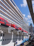 Norwegian Breakaway Royalty Free Stock Photos