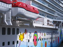 Norwegian Breakaway Stock Image