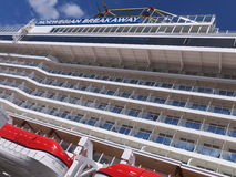 Norwegian Breakaway Royalty Free Stock Photo