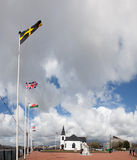 Norwegian Church Royalty Free Stock Images