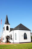 Norwegian Church, Cardiff Bay Royalty Free Stock Image