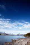 Norwegian Coast Royalty Free Stock Photos