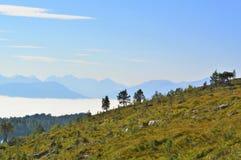 Norwegian Countryside. Stock Photos