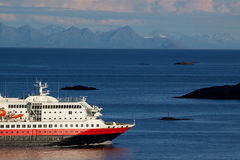 Norwegian cruise Stock Photos