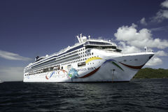 Norwegian Dawn Cruise Ship Stock Photos