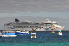 Norwegian Dawn Stock Photography