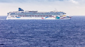 Norwegian Dawn Stock Photo