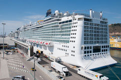 Norwegian Epic Royalty Free Stock Image