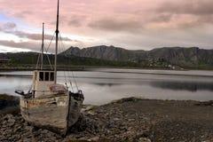Norwegian Fiord Stock Photo