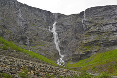Norwegian Fjords Stock Image