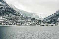 Norwegian Fjords Stock Photo