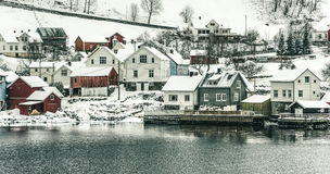 Norwegian Fjords Stock Photos