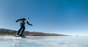 Norwegian hiking skates. Stock Photos