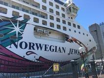Norwegian Jewel stock photography