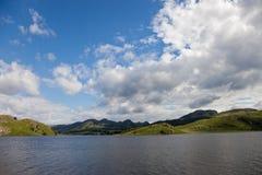 Norwegian landscapes Royalty Free Stock Photos