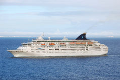 Norwegian Majesty cruise ship Stock Photography