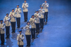 Norwegian Military Tattoo 8 May 2014 Stock Images