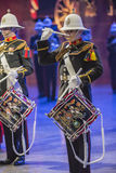 Norwegian Military Tattoo 8 May 2014 Stock Photo
