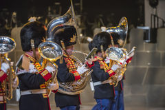 Norwegian Military Tattoo 8 May 2014 Stock Photography