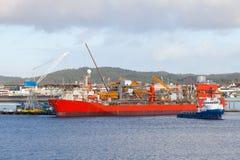 Free Norwegian Multi Purpose Offshore Vessel Stock Images - 179970054