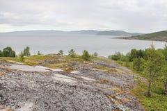 Norwegian park Royalty Free Stock Photo