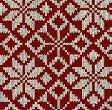 Norwegian pattern - Christmas Vector Stock Photos