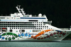 Norwegian Pearl Royalty Free Stock Image