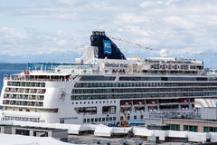 Norwegian Pearl Royalty Free Stock Photo
