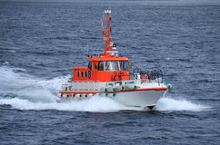 Norway: Pilot Boat Stock Photos