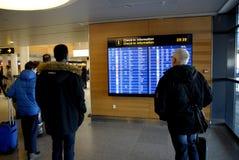 Norwegian pilots still on strike Stock Photo
