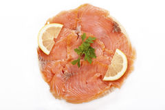 Norwegian salmon Stock Images