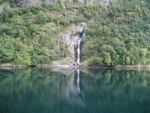 Norwegian Scenery Stock Photography