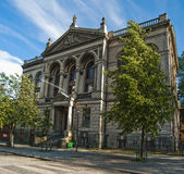 Norwegian science museum. Old Renaissance building housing the Trondheim Science Museum, Norway Royalty Free Stock Images