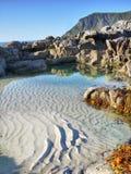 Norwegian Sea and  Coast. Norwegian Sea and beach, Nordic coastal landscape. Norway Stock Photos