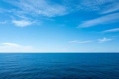 Norwegian Sea. View of the open Norwegian Sea Stock Photos