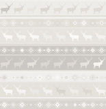 Norwegian seamless pattern. EPS 8 Stock Photos