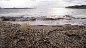 Norwegian seaside Stock Images