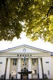 Norwegian stock exchange autumn of 2009 stock photo