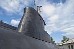 Norwegian submarine mmu utstein, kobben class Royalty Free Stock Images
