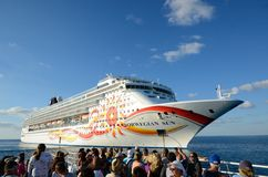 Norwegian Sun Stock Photos