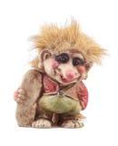 Norwegian Troll - Figurine Royalty Free Stock Photo