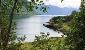 Norwegian View Royalty Free Stock Image