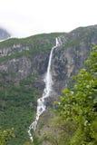 Norwegian waterfall Stock Image