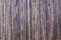 Norwegian wooden planks secured resin Royalty Free Stock Photography