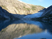 Norwegische Fjorde Lizenzfreie Stockbilder