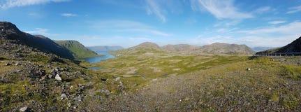 Norwegische Insel Mageroya stockfotos