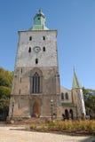 Norwegische Kirche lizenzfreies stockfoto