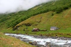 Norwegische Landschaft Stockbild