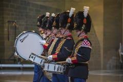 Norwegische Militärtätowierung am 8. Mai 2014 Stockbild