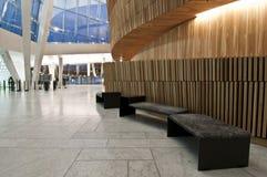 Norwegische nationale Oper u. Ballett Lizenzfreie Stockfotos